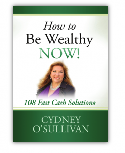 How to Be Wealthy Now Book