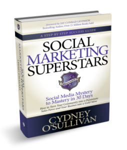 Social Marketing Superstar Book